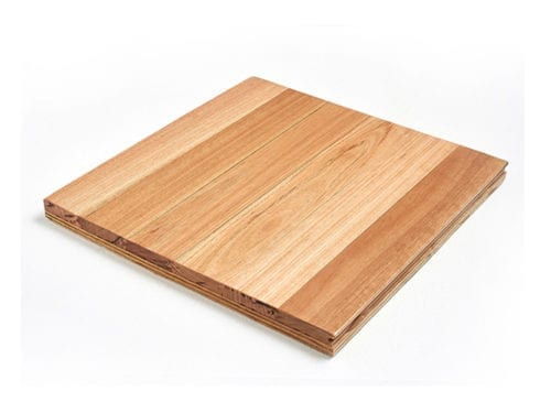 Blackbutt – Solid Timber Flooring – 80mm x 19mm side-view