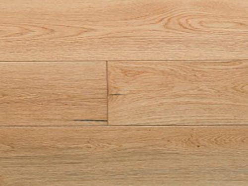 Oak Natural - Engineered Timber Flooring top view