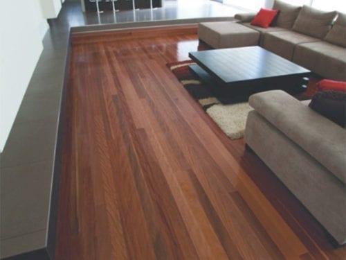 Brush Box – Solid Timber Flooring – 80mm x 19mm