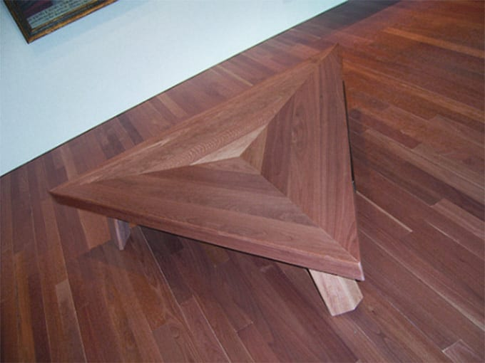 Cherry Mahogany – Solid Timber Flooring – 80mm x 19mm