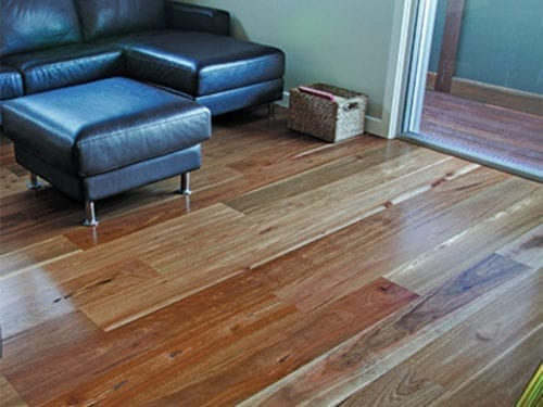 Flooded Gum - Solid Timber Flooring - 80mm x 19mm
