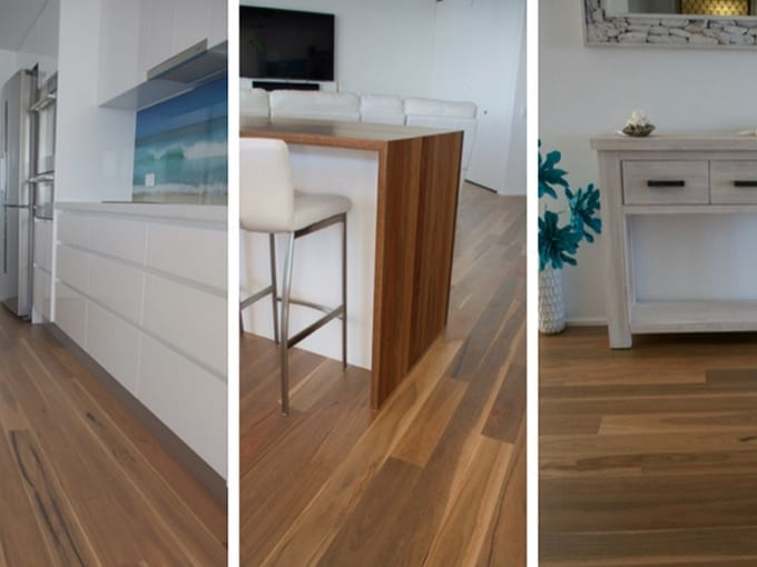 Australian-Native Blackbutt Rustic – Engineered Timber Flooring