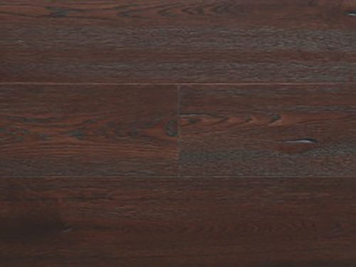 Elegant Oak - Burnt Umber - Engineered Timber Flooring top view