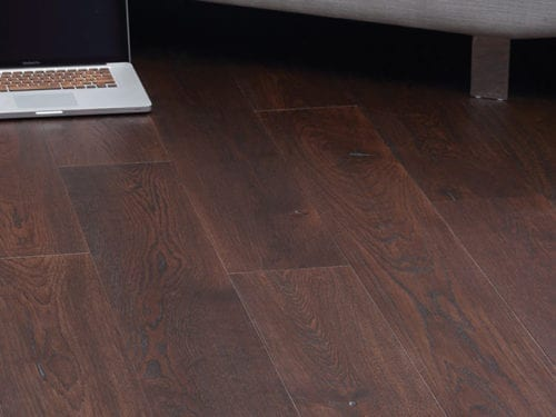 Elegant Oak - Burnt Umber - Engineered Timber Flooring