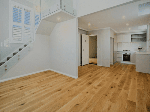 Elegant Oak – Natural – Engineered Timber Flooring room view