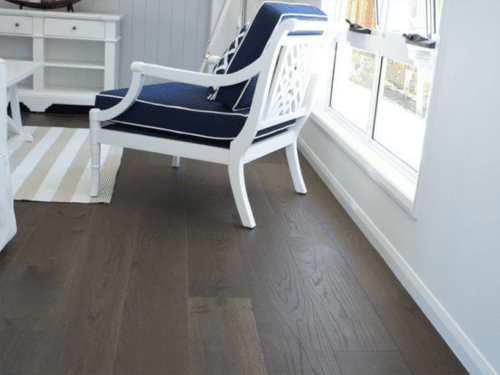 Elegant Oak – Slate Grey – Engineered Timber Flooring room view