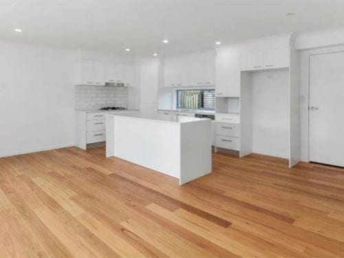 First-Floors Native Timbers - Blackbutt – Engineered Timber Flooring room view