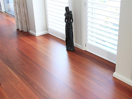 Forest Reds - Solid Timber Flooring - 130mm x 19mm