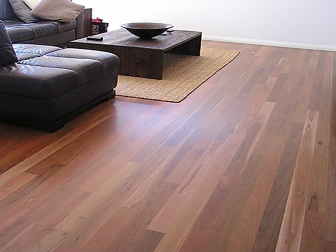 Grey Ironbark timber flooring