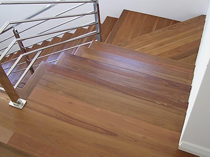 Grey Ironbark solid timber flooring