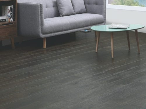 Premiere Oak - Slate Grey – Engineered Timber Flooring room view