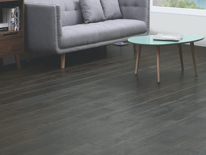 Premiere Oak - Slate Grey – Engineered Timber Flooring room view