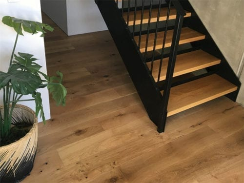 Premiere Oak - Natural – Engineered Timber Flooring room view