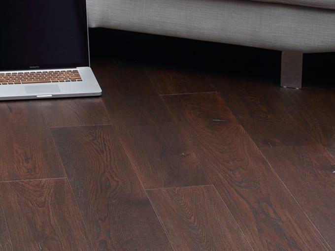 Premiere Oak - Burnt Umber – Engineered Timber Flooring