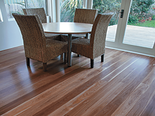 Turpentine Solid Timber Flooring