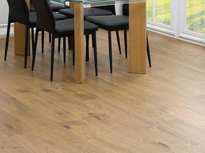 Premiere Oak - Vintage – Engineered Timber Flooring room view