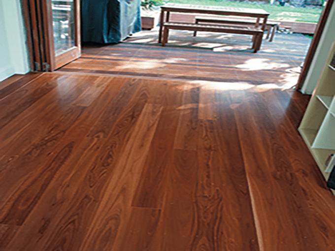 Red Ironbark - Solid Timber Flooring